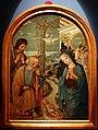 Girolamo di benvenuto, natività di gesù con un pastore.JPG