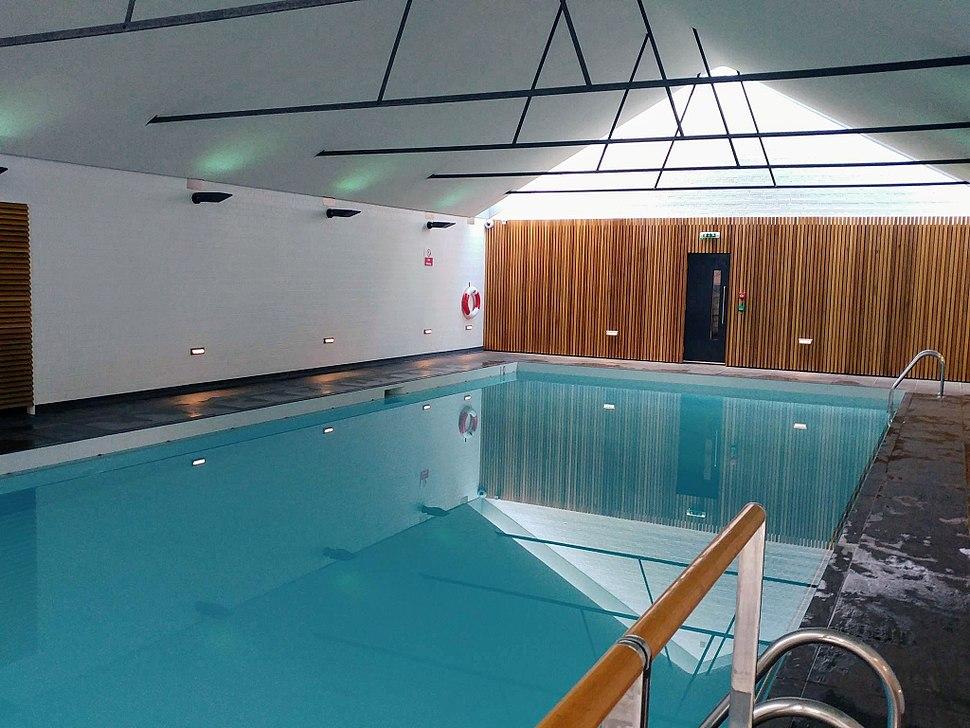 Girton College, Cambridge, Swimming Pool