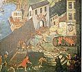 Giuseppe Comotto-rivolta porta san tommaso-Genova.jpg