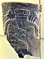 Goddess Nisaba with the name of Entemena in cuneiform. From Iraq, 2430 BCE. Pergamon Museum.jpg
