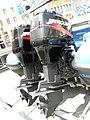 Gommone Polizia di Stato PS 1092, dettaglio motori Mercury.JPG