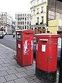 Goswell Road - Old Street, EC1 - geograph.org.uk - 1069825.jpg