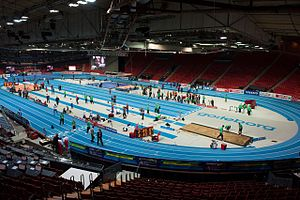 2013 European Athletics Indoor Championships - Scandinavium