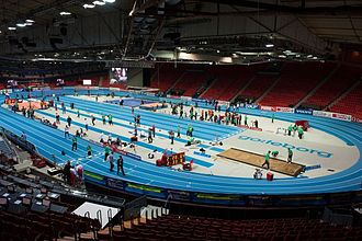 2013 European Athletics Indoor Championships - Scandinavium