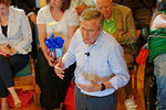 Governor of Florida Jeb Bush, Announcement Tour and Town Hall, Adams Opera House, Derry, New Hampshire by Michael Vadon II 06.jpg