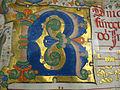Graduale de tempore da dom. di passione a vigilia ascensione, 1452, cod. bessarione 5, 02.JPG