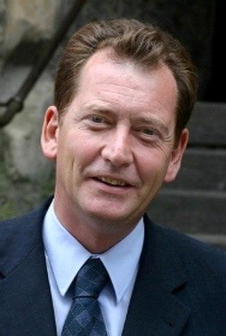 2009 European Parliament election - Image: Graham Watson MEP Head and Shoulders