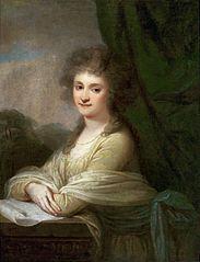 Portrait of Teresa Wasilewska