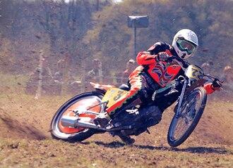 Grasstrack - 500 cc Grasstrack bike