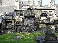 Gravestones in Greyfriars Churchyard - geograph.org.uk - 1302436.jpg