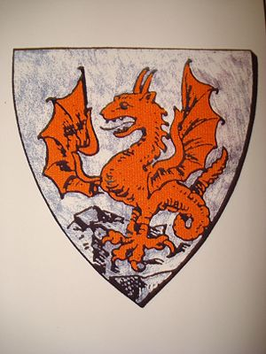 Voivode of Transylvania - Coat-of-arms of the Lackfi family