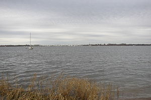 Great Kills Park - Great Kills Harbor view