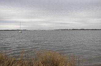 Great Kills Park - Great Kills Harbor view
