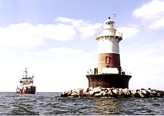 Green's Ledge Reef Lighthouse