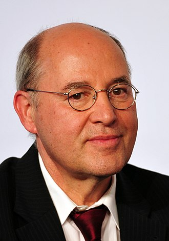 2013 German federal election - Image: Gregor Gysi (2013)