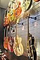 Gretsch Chet Bakers signature, Salon de la Musique et du Son 2008.jpg