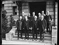 Group; Herbert Hoover third from left LCCN2016889052.jpg