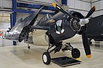 Grumman FM-2P Wildcat '86777' (NL5HP) (40343924252).jpg