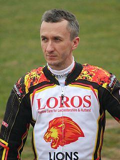 Grzegorz Walasek Polish speedway rider