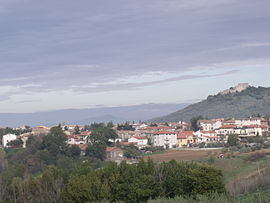 Panorama von Guardea