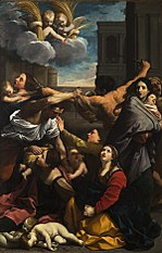 « Le Massacre des Innocents » par Guido Reni.