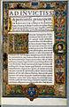 Guillaume Budé, De transitu hellenismi ad Christianismum - BNF Vélins 1147 A2.jpg