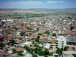 A panorama of Gülşehir