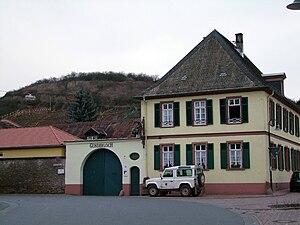 Nackenheim - Gunderloch Winery
