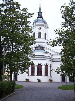 Härnösands domkirke, august 2005.