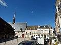 Hôtel-Dieu de Beaune and Caisse d'Epargne Beaune la Halle - Place de la Halle, Beaune (35521348301).jpg