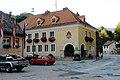 Hüttenberg Reiftanzplatz 1 Marktgemeindeamt 21092007 11.jpg