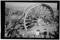 HEADFRAME CABLE REELS - Mizpah Mine, Tonopah, Nye County, NV HAER NEV,12-TONO,1-17.tif