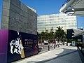 HK 尖東海濱平台 TST East Waterfront Podium 星光花園 Garden of Stars 梅艷芳 Anita Mui sign standing walking Dec 2016 Exhibition Lnv2 01.jpg