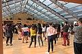 HK 薄扶林 PFL 伯大尼修道院 Béthanie 香港演藝學院 HKAPA Campus Open Day Sir YK Pao Studio n visitors March 2017 IX1 01.jpg