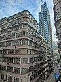 HK CWB 公理堂 China Congregational Church CCC 2nd floor viiew Leighton Road Dec-2013 Haven Street Court facades Park Haven.JPG