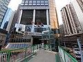 HK CWB 銅鑼灣 Causeway Bay 禮頓道 Leighton Road 奧運橋 Olympic Bridge footbridge view 富豪香港酒店 Regal Hong Kong Hotel October 2019 SS2 08.jpg