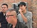 HK KT HKFDG 羅耀輝 Luo Yaohui, Andy 黃進 導演 Wong Chun speaking n 莊文強 Chong Man-Keung Felix Dec-2017 IX1.jpg
