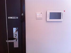 HK Kennedy Town Belcher's Hill 寶雅山 Flat apartment door lock security system 38 Dec-2011.jpg