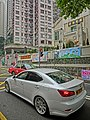 HK Mid-Levels Bonham Road white Lextus view Rhenish Mansion n 禮賢會堂 Chinese Church Apr-2013.JPG