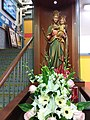 HK Mid-Levels Pokfulam Road 聖安多尼堂 Saint Anthony's Church October 2018 SSG 15.jpg