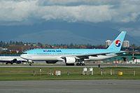 HL7714 - B772 - Korean Air