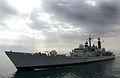 HMS EDINBURGH D97 on patrol in the Northern Arabian Gulf. 08-03-2003 MOD 45142511.jpg