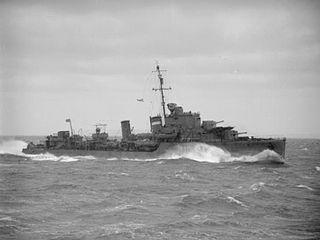 HMS <i>Intrepid</i> (D10) ship