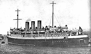 HMS Princess Irene - Image: HMS Princess Irene