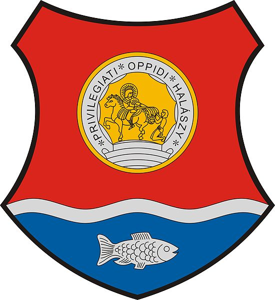 Halászi címere