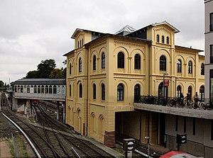 Blankenese - Blankenese station