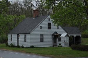 Thornton W. Burgess House - Image: Hampden MA Burgess House