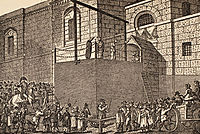 EXECUTION OUTSIDE NEWGATE