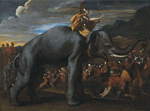 Second Punic War - Hannibal won fame for trekking across the Alps with 37 war elephants. His surprise tactics and brilliant strategies put Rome against the ropes.