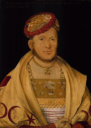 Casimir, Margrave of Brandenburg-Bayreuth - Casimir, Margrave of Bayreuth
